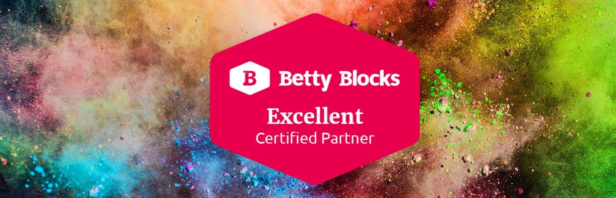Betty Blocks Excellent Certified Partner