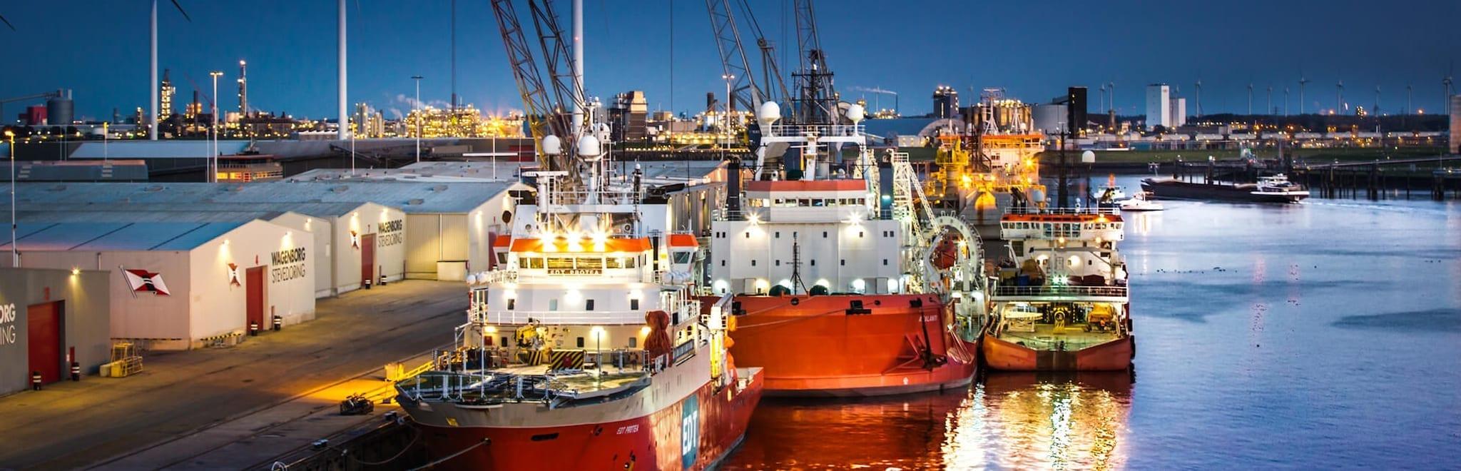 Afbeelding: Groningen Seaports