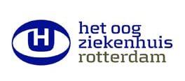 Logo het oogziekenhuis Rotterdam