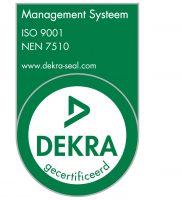 ISO-9001 / NEN 7510
