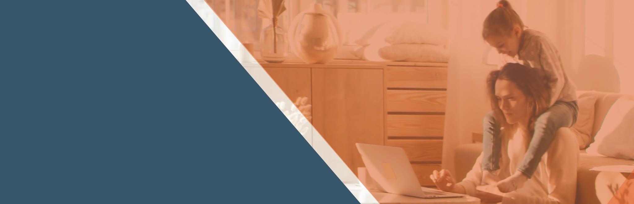 LMS365 | Blog Vanuit huis beginnen met een nieuwe baan | E-book 'De toekomst is hybride'